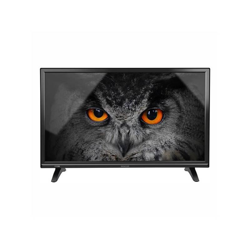Televízor Sencor SLE 2465DTC (35049995) čierna + Doprava zadarmo