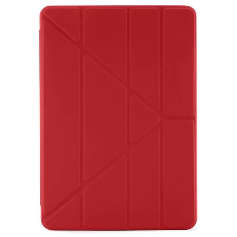 """Púzdro na tablet Pipetto Origami pro Apple iPad 10,2"""" (2019) červené"""