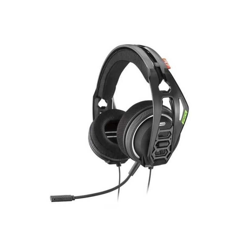 Headset Nacon RIG 400HX DOLBY Atmos pro Xbox One, Xbox Series X (400HXATMOS) čierny