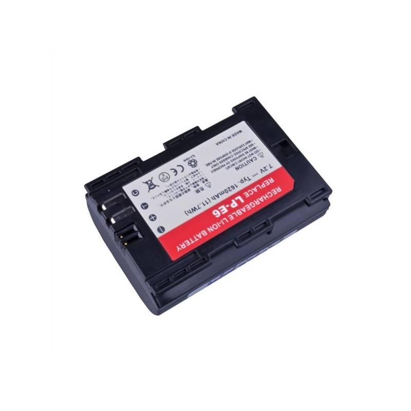 Batéria Avacom pro Canon LP-E6 Li-Ion 7,2V 1620mAh (DICA-LPE6-855N2)