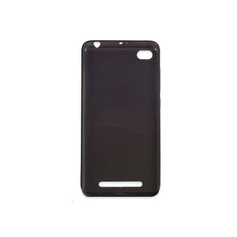 Kryt na mobil Xiaomi Soft Case pro Redmi 4A (AMI609) čierny