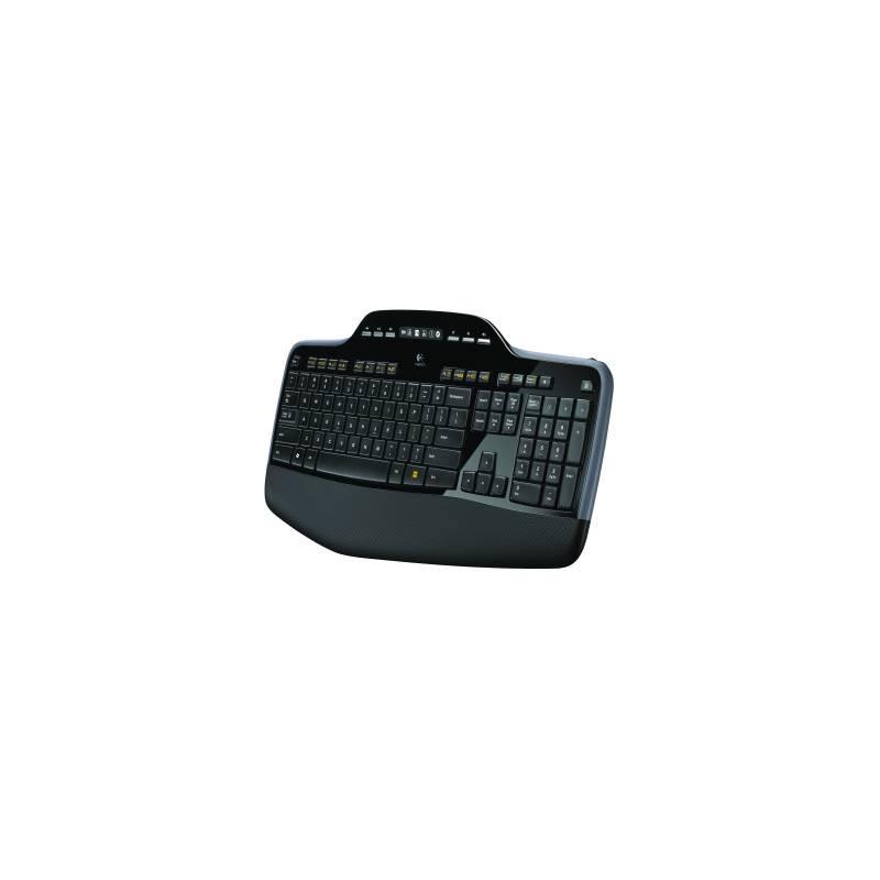 Klávesnica Logitech MK710 (920-002440) čierna