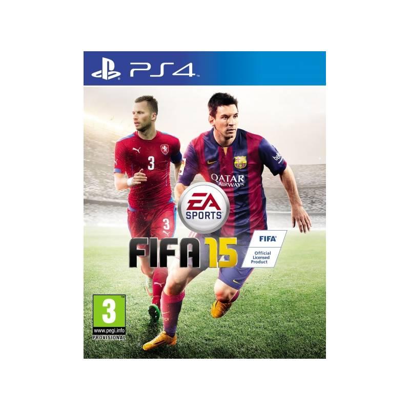 Hra EA PlayStation 4 FIFA 15 (EAP4206000)