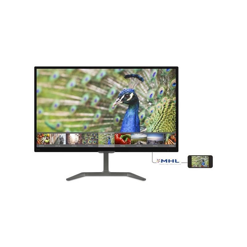 Monitor Philips 246E7QDAB (246E7QDAB/00) čierny