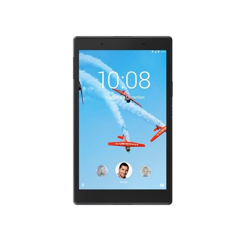 """Tablet Lenovo TAB4 8"""" LTE (ZA2D0062CZ) čierny Software F-Secure SAFE, 3 zařízení / 6 měsíců (zdarma) + Doprava zadarmo"""