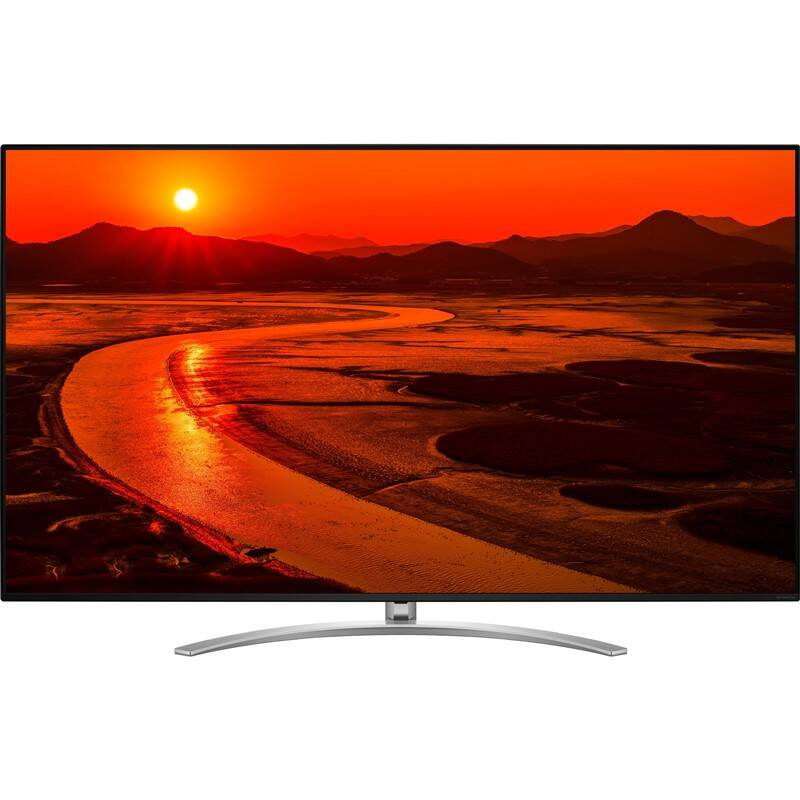 Televize LG 75SM9900 stříbrná