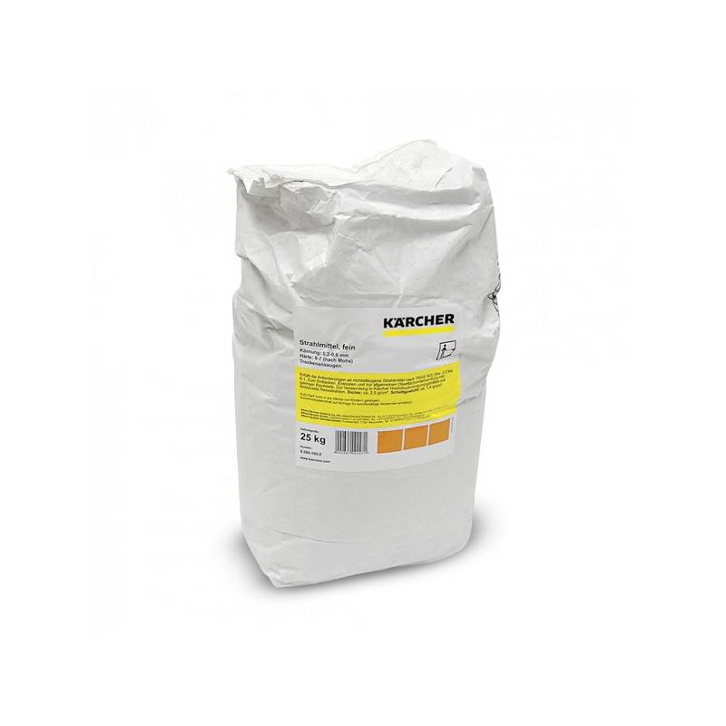 Otryskávací prostředek Kärcher 25 kg (pytel)