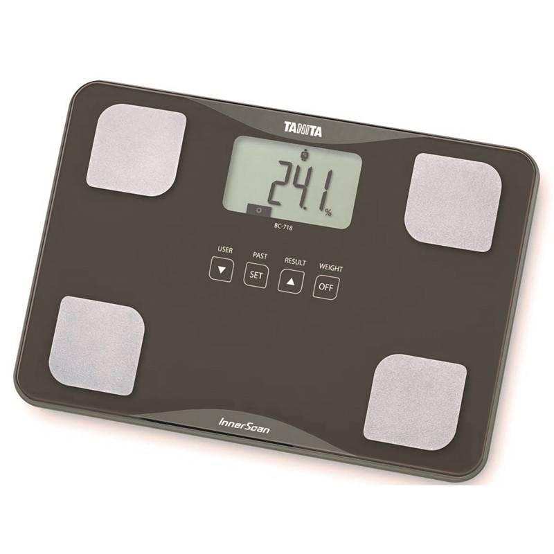 Osobná váha Tanita BC 718S hnedá
