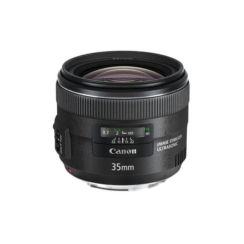 Objektív Canon EF 35mm f/2 IS USM (5178B005) + Doprava zadarmo