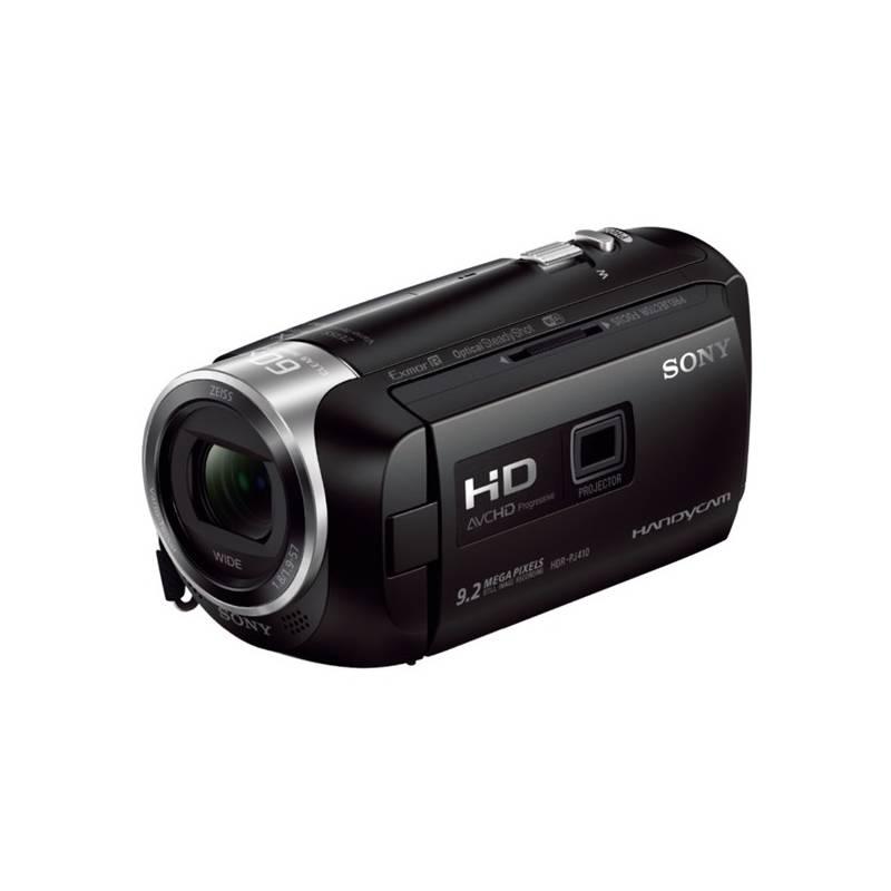Videokamera Sony HDR-PJ410B čierna + Doprava zadarmo