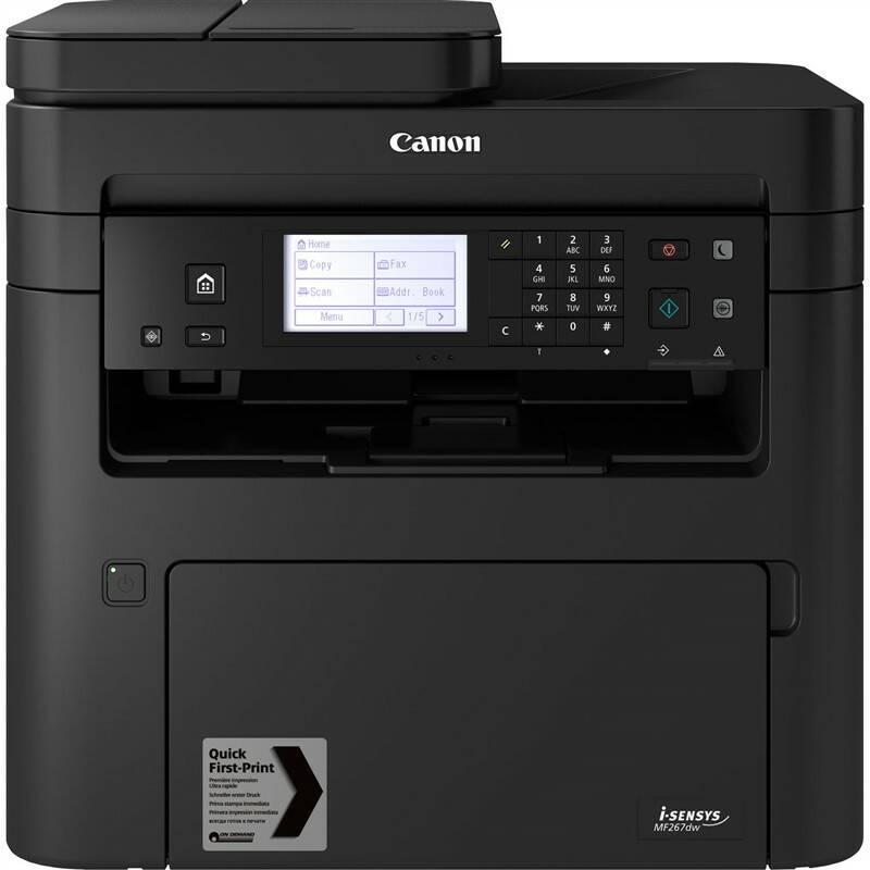Tiskárna multifunkční Canon i-SENSYS MF267dw (2925C008)