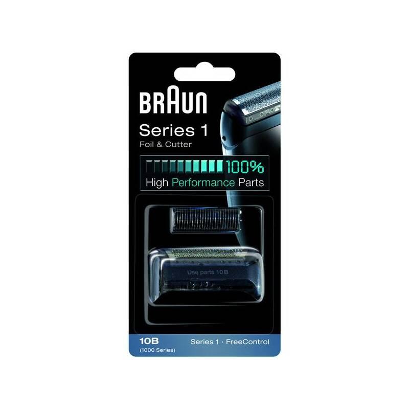 Príslušenstvo pre holiace strojčeky Braun CombiPack Series1 - 10B čierne