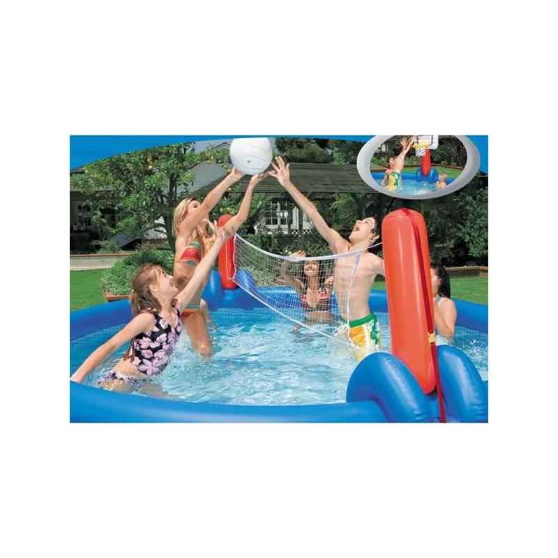 Nafukovací hřiště Intex pro bazény Easy Set, volejbal/basketbal