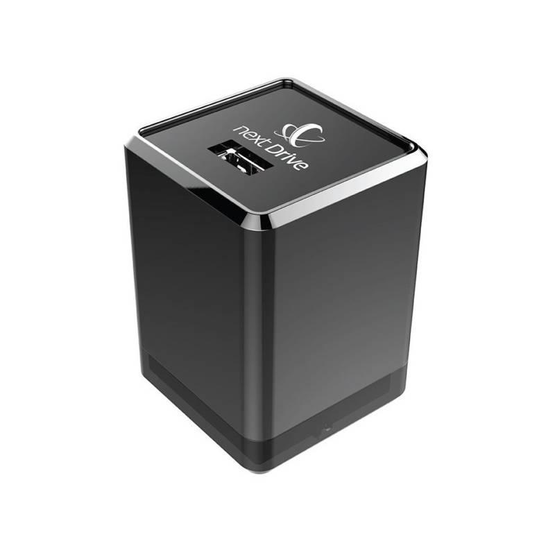 Sieťové úložište NextDrive Plug (NEX0001) čierna