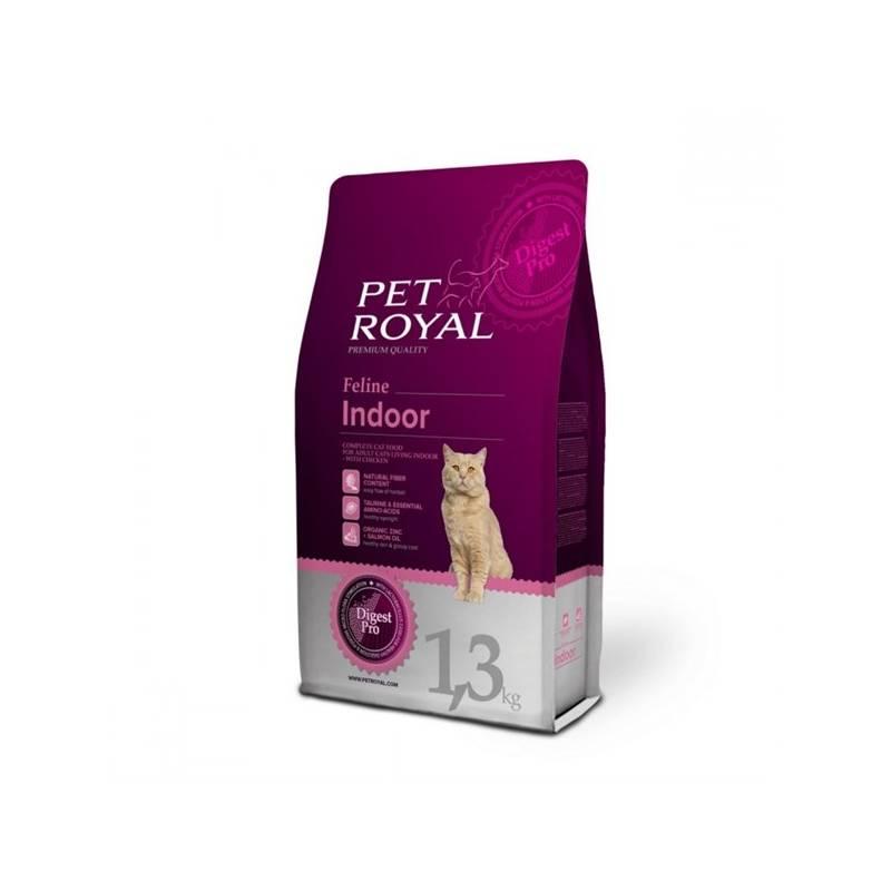 Granule Pet Royal Cat Indoor 1,3 kg