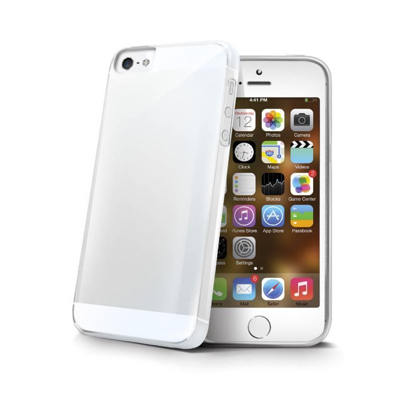 Kryt na mobil Celly Gelskin pro Apple iPhone 5 5s SE (GELSKIN185) ef76ad0ede5
