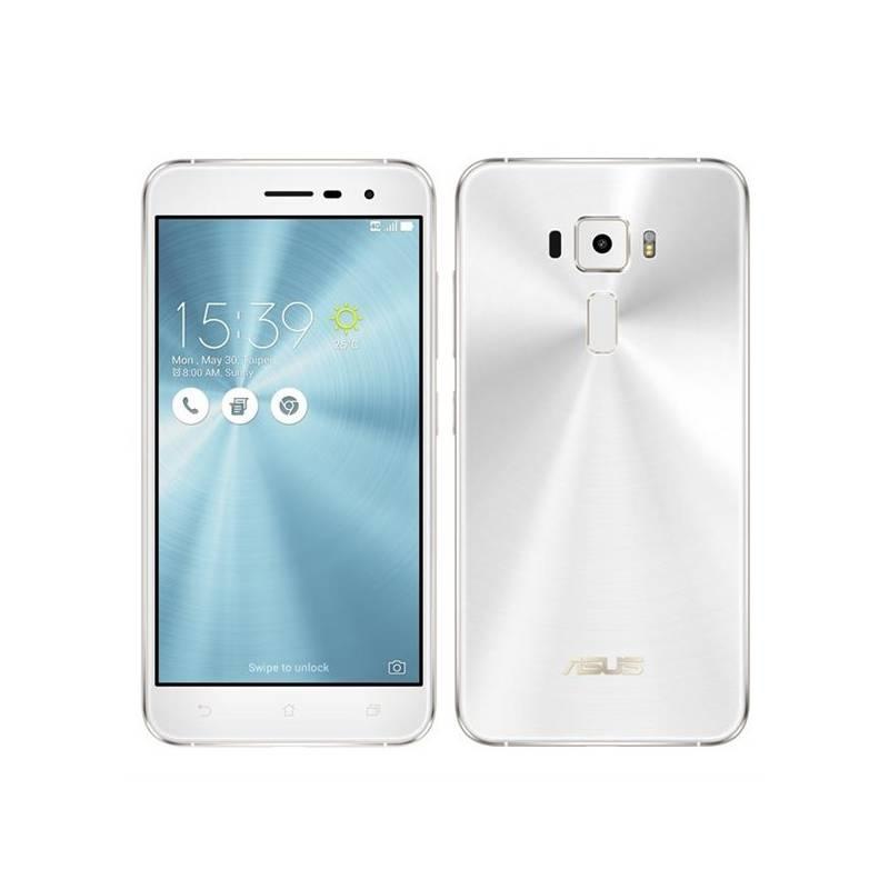 Mobilný telefón Asus ZenFone 3 ZE520KL (ZE520KL-1B011WW) biely Software F-Secure SAFE, 3 zařízení / 6 měsíců (zdarma) + Doprava zadarmo