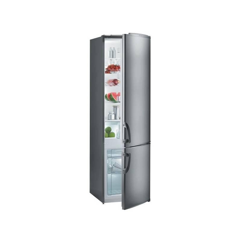 38c9a3c3b Kombinácia chladničky s mrazničkou Gorenje RK 4181 AX Inoxlook   HEJ.sk