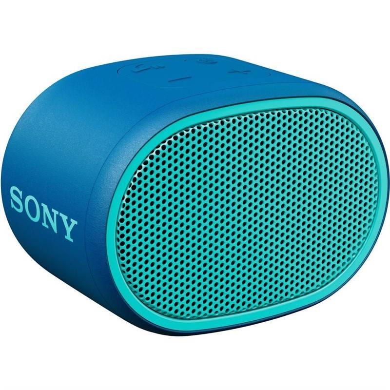 Prenosný reproduktor Sony SRSXB01 (SRSXB01L.CE7) modrý