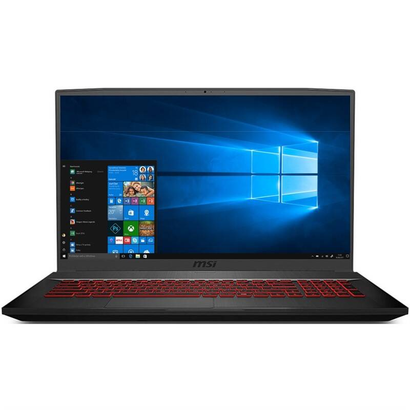Notebook MSI GF75 Thin 8RC (GF75 Thin 8RC-090CZ) čierny