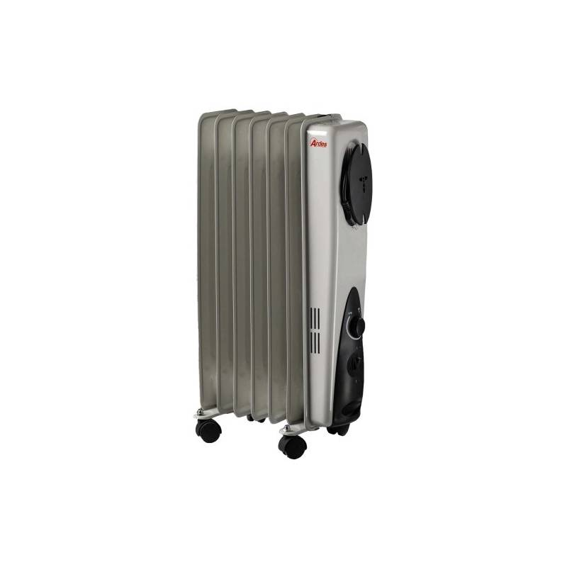 Olejový radiátor Ardes 471 biely