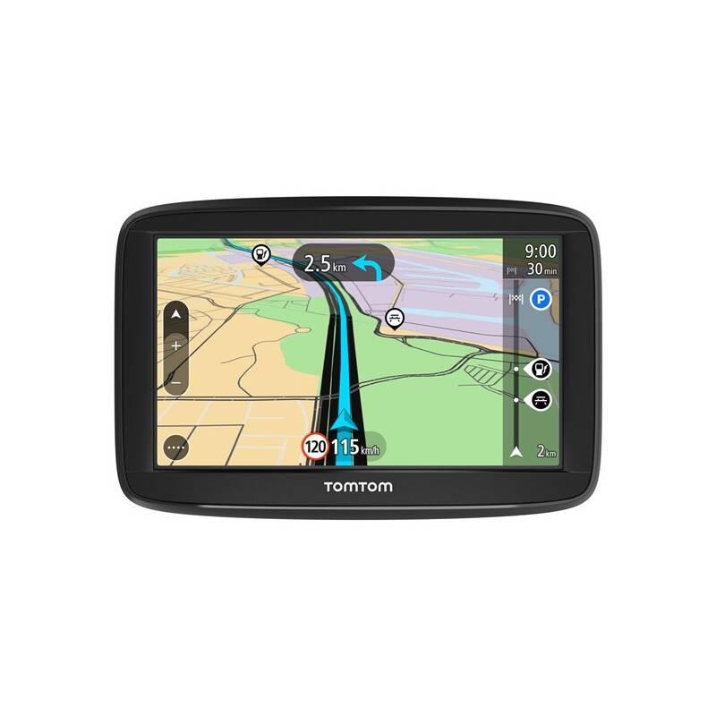 Navigačný systém GPS Tomtom START 62 Europe (1AA6.002.02) čierna