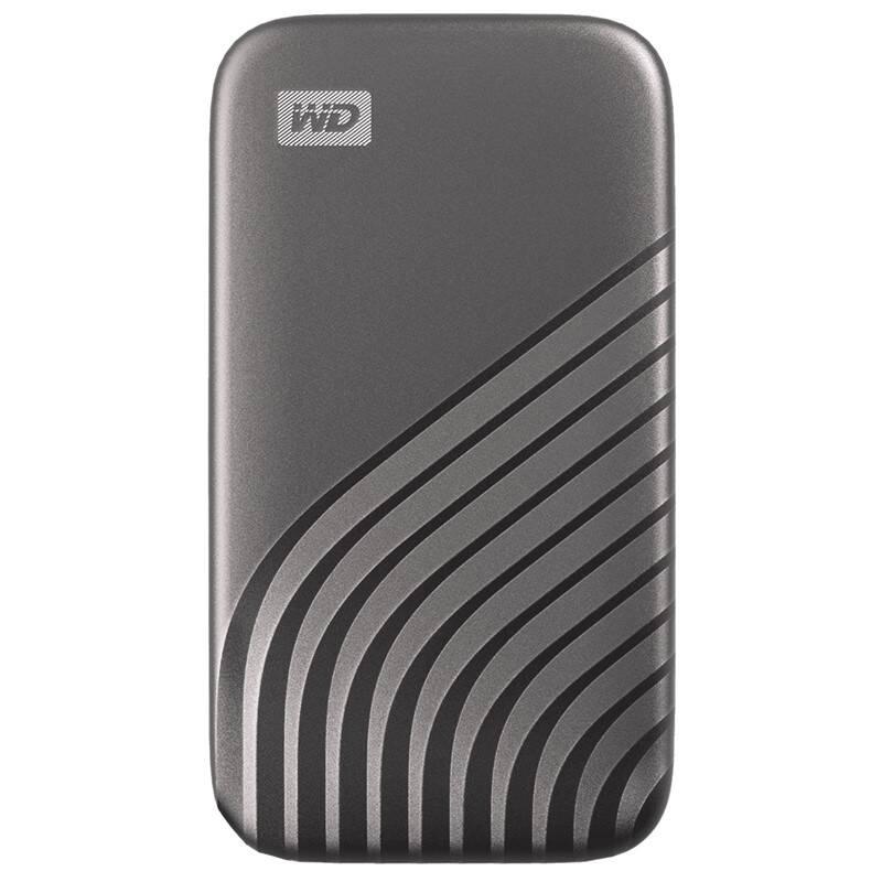 SSD externý Western Digital My Passport SSD 2TB (WDBAGF0020BGY-WESN) sivý + Doprava zadarmo