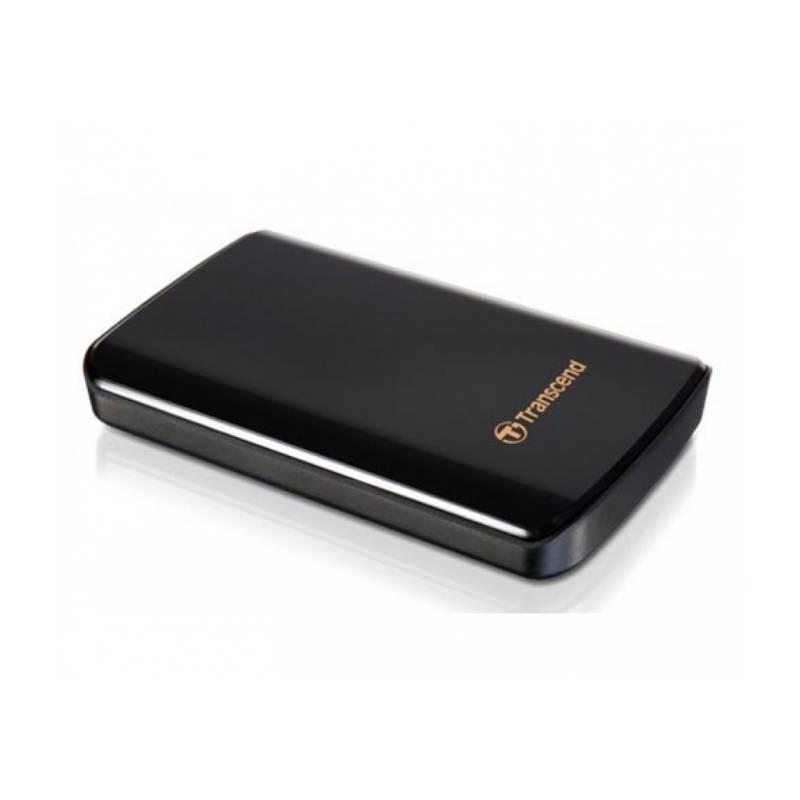 Externý pevný disk Transcend StoreJet 25D3 1TB (TS1TSJ25D3) čierny