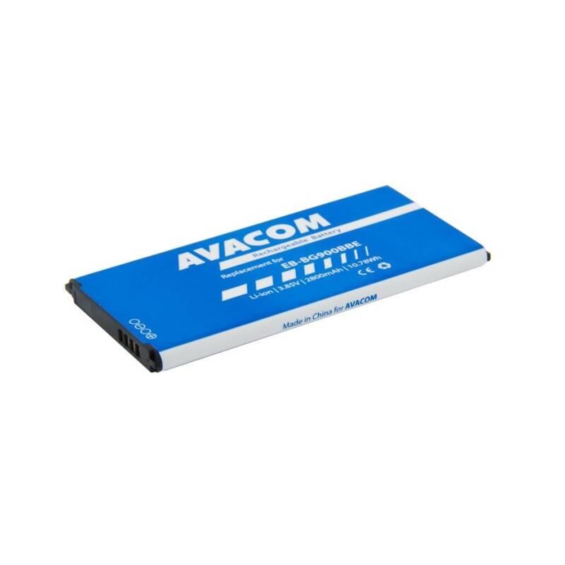Baterie Avacom pro Samsung Galaxy S5, Li-Ion 2800mAh (náhrada EB-BG900BBE)