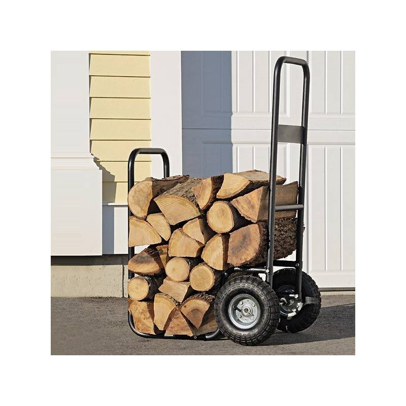 Vozík na transport dreva ShelterLogic 90490 + Doprava zadarmo