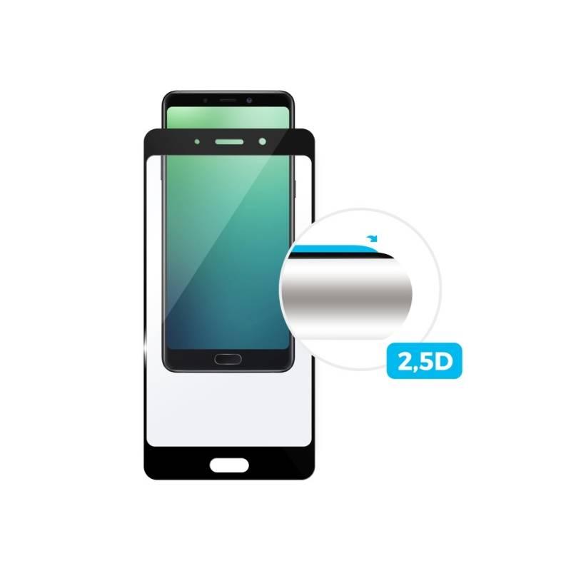 Ochranné sklo FIXED Full-Cover pro Nokia 7 (FIXGF-260-033BK) čierne