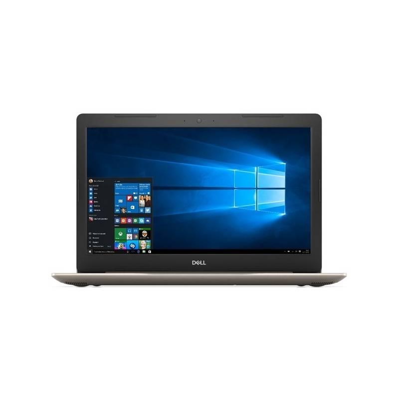 Notebook Dell Inspiron 15 5000 (5570) (N-5570-N2-518G) zlatý + Doprava zadarmo