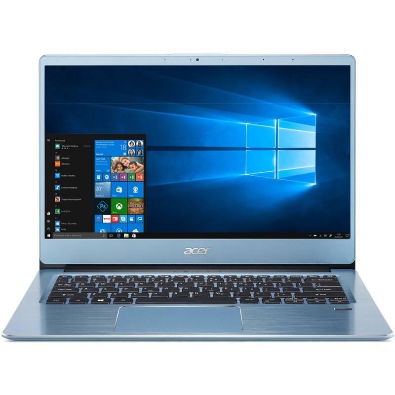 Notebook Acer Swift 3 (SF314-41-R1VL) (NX.HFEEC.003) modrý
