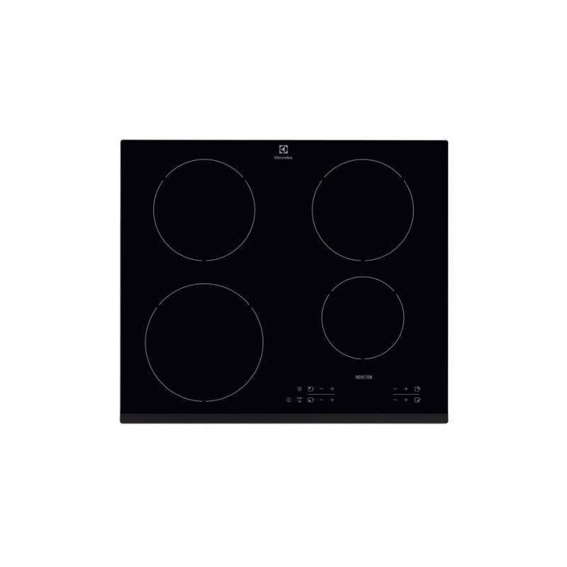 Indukčná varná doska Electrolux EHH6340FSK čierna
