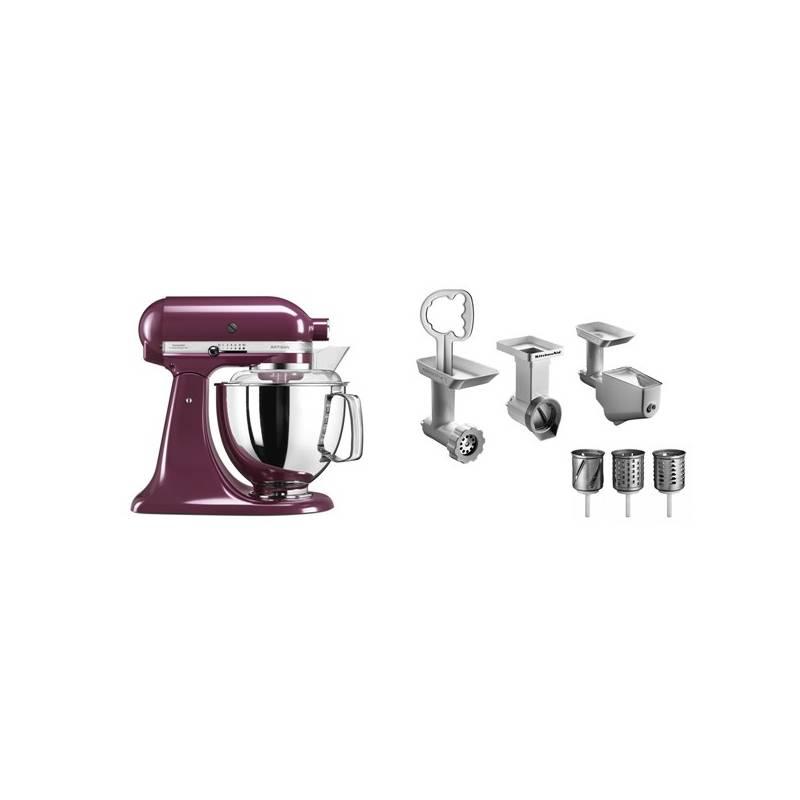 Set výrobkov KitchenAid 5KSM175PSEBY + FPPC + Doprava zadarmo