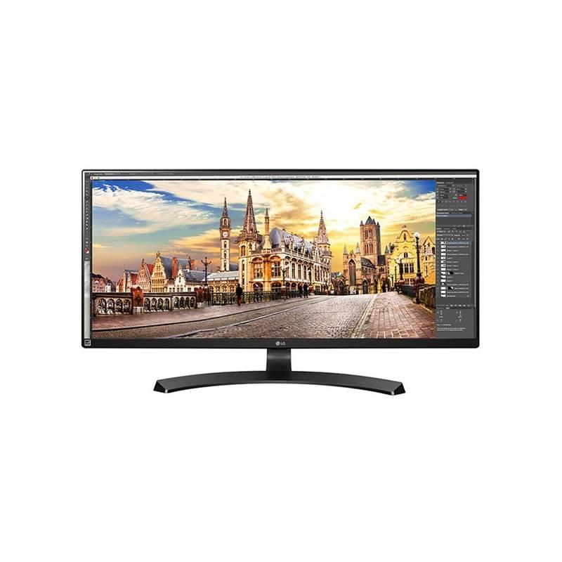 Monitor LG 29UM59 (29UM59-P.AEU) čierny + Doprava zadarmo