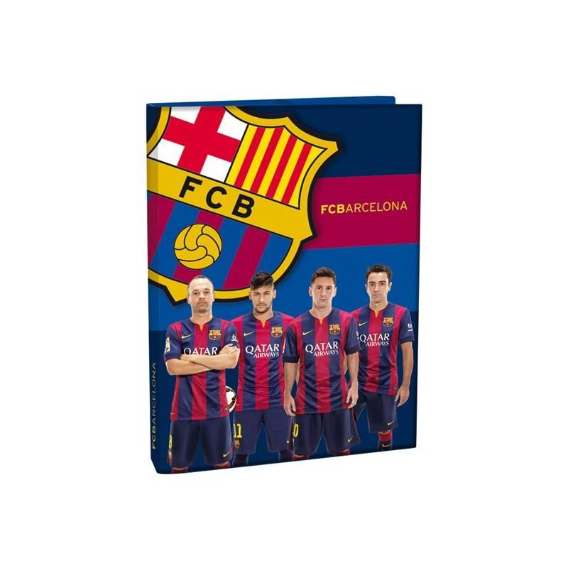 58e27b5848 Dosky na zošity Stil A4 FC Barcelona červená modrá žltá