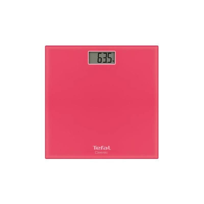 Osobná váha Tefal PP1134V0 červená