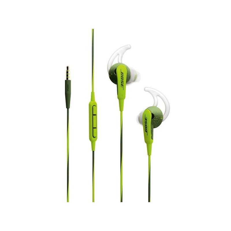 Slúchadlá Bose SoundSport IE Apple - energy green (B 741776-0030)