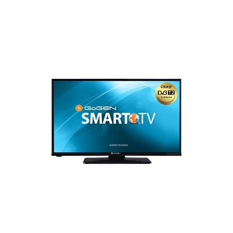 Televízor GoGEN TVH 32N360 STWEB čierna