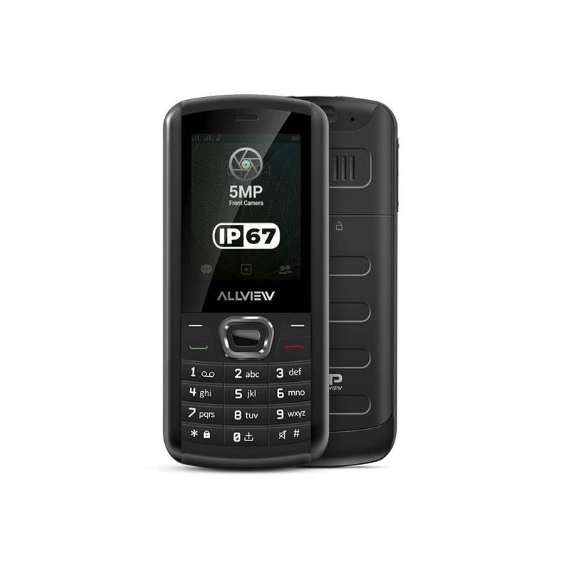 Mobilný telefón Allview M9 Jump Dual SIM čierny + Doprava zadarmo