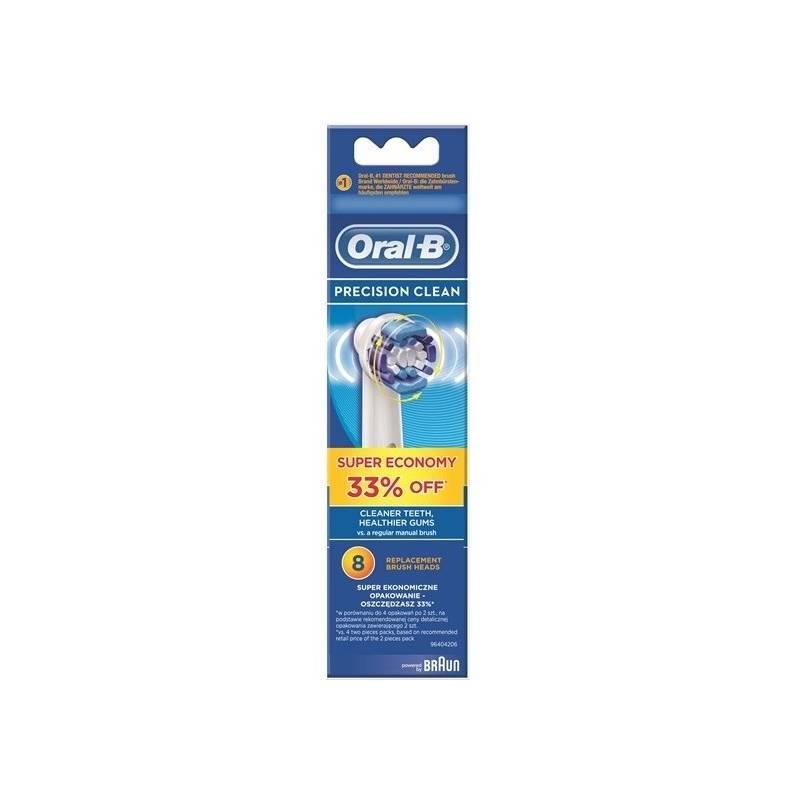 Náhradná kefka Oral-B EB 20-8 Precision clean