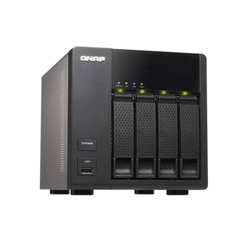 5d524529b Datové uložiště (NAS) QNAP TS-412 (TS-412) | KASA.cz