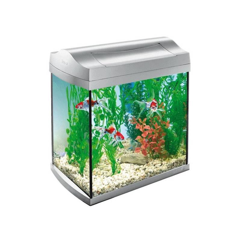 Akvárium Tetra AquaArt set 30l antracit sklo/plast + Doprava zadarmo