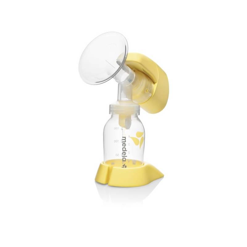 Odsávačka materského mlieka Medela Mini Electric žlutá/bílá/transparentní