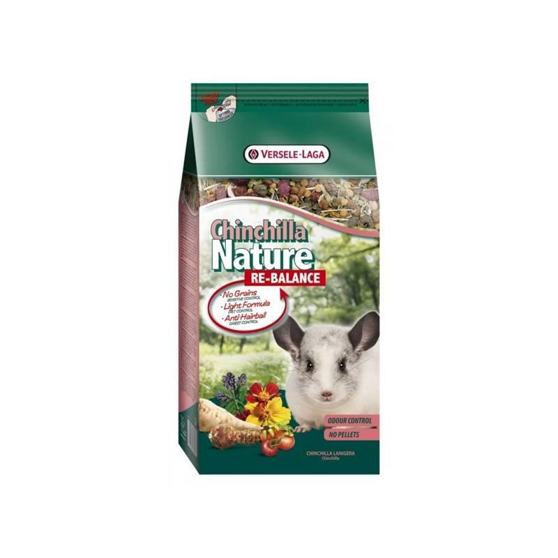 Krmivo Versele-Laga Nature Re-Balance Činčila 700 g