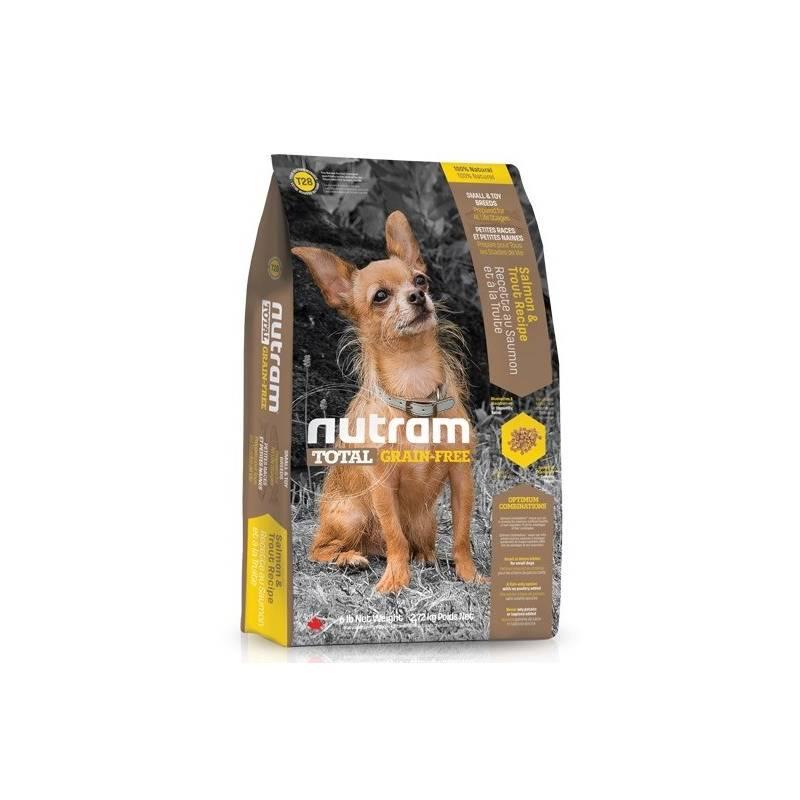 Granule NUTRAM Total Grain Free Small Breed Salmon Trout Dog 6,8 kg
