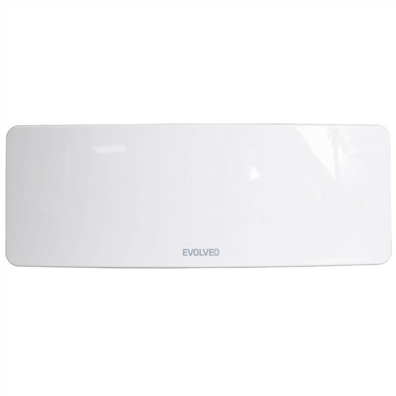Anténa pokojová Evolveo Xany 1 LTE, 50dBi aktivní DVB-T/T2, LTE filtr (tdexany1)