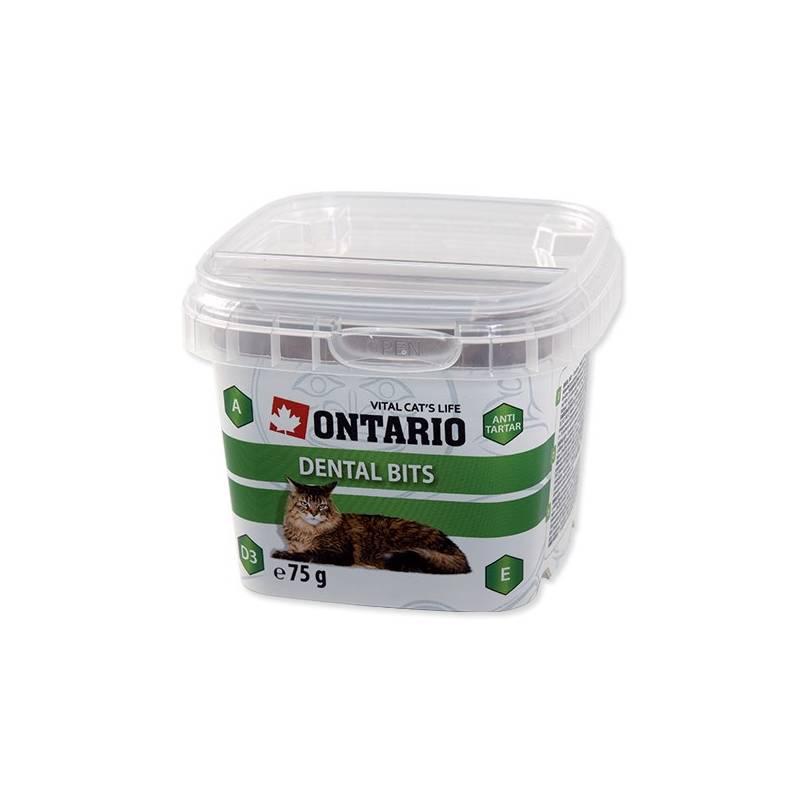 Pochúťka Ontario Snack Dental Bits 75g