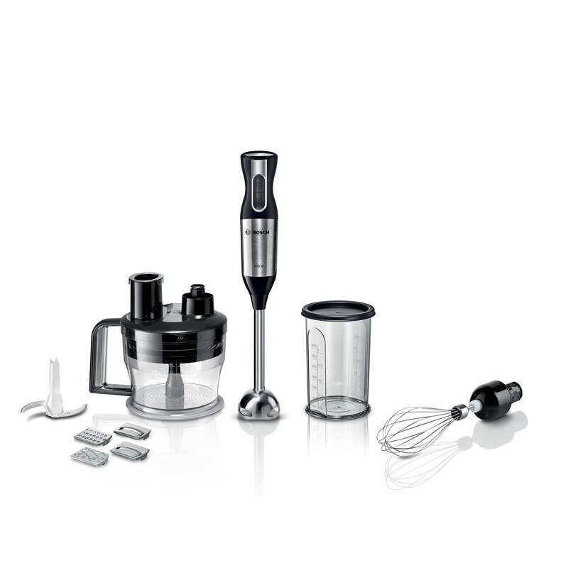 Ponorný mixér Bosch ErgoMixx Style MS6CM4190 čierny